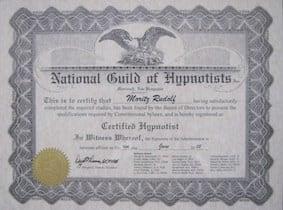 NGH CH Zertifikat klein - Details zur Hypnoseausbildung in Berlin