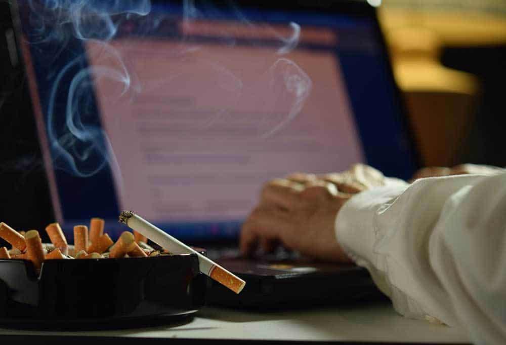 rauch 1000x681 - Raucherentwöhnung mit Hypnose
