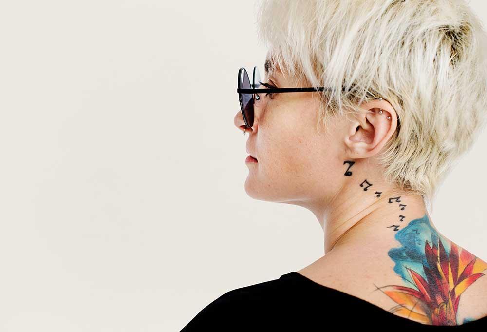 tatto 2 - Schmerzfreie Tätowierung
